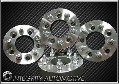 "4 Wheel Adapters Spacers |  5 X 114.3 To 5 X 127 | 1.25"" Inch 