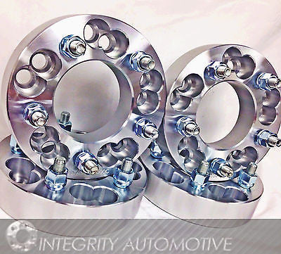 "4 Wheel Adapters Spacer 5X135 Or 5X5 To 5X5.5 1.5"" Inch Thick 