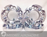 "4 Wheel Adapters / Spacers | 5X110 Or 5X112 To 5X100 | 1.25"" Inch 