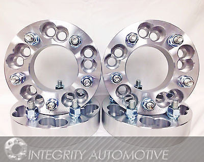 "4 Wheel Adapters Spacers 5X135 Or 5X5 To 5X5 1.5"" Inch Thick 