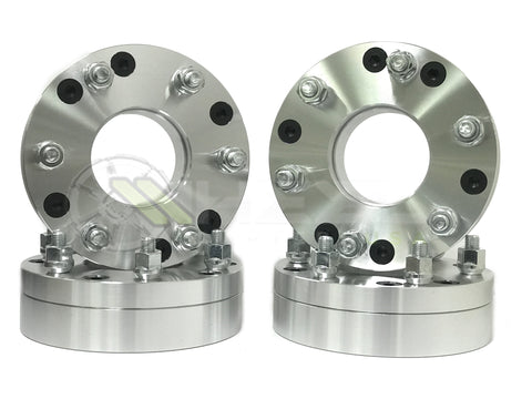 "8x6.5 or 8x170 to 6x5.5 Wheel Adapters 2"" Inch Thick 