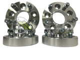 4 X Jeep Hubcentric Wheel Spacers | 5X5 | Fits Wj Wk Jk Xk | 1.5 Inch | 5X127