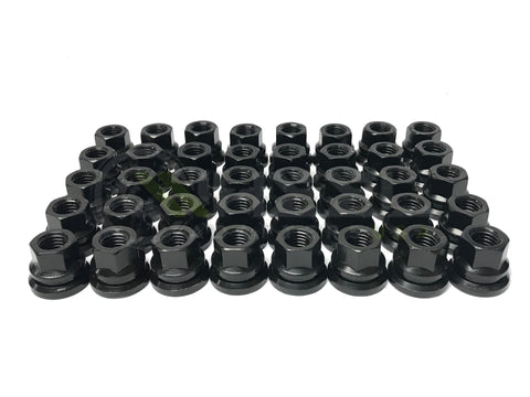 Buyer Needs to Review The spec 20pcs 1.87 Chrome 14mm X 1.50 Wheel Lug Nuts fit 2007 Ford F-250 Super Duty May Fit OEM Rims