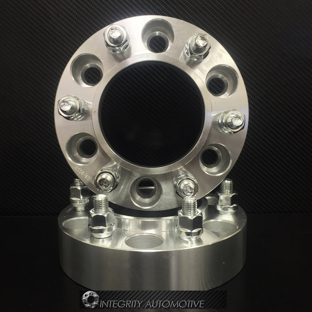 "2 TOYOTA WHEEL SPACERS HUB CENTRIC | 6X5.5 | 1.25"" INCH 32MM 