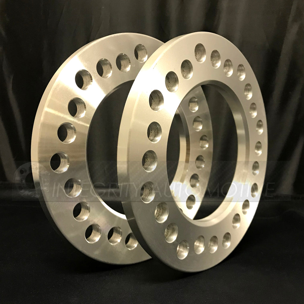 8 Lug 3 4 Inch Billet Aluminum Wheel Spacers 8x6 5 8x170 8x180 8x165 1 Wheel Adapters Usa