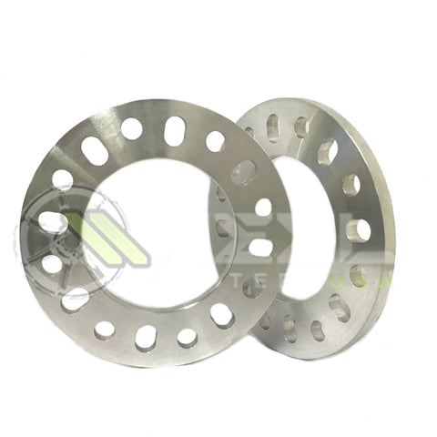 Ford F-350 Super Duty Dually 8X200 Wheel Spacers Hubcentric 1/2 Inch Thick
