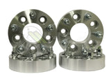 (4) 5x150 Toyota Wheel Spacers | 14x1.5 Studs For Sequoia Tundra TRD SR5 Trucks