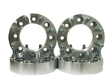 8X6.5 To 8X180 Wheel Adapters Spacers | 1.5 Inch Thick 14X1.5 Studs | 8X165.1 To 8X180 Allows Newer Chevy GMC Wheels Rims On Older Chevy GMC 8 Lug Trucks