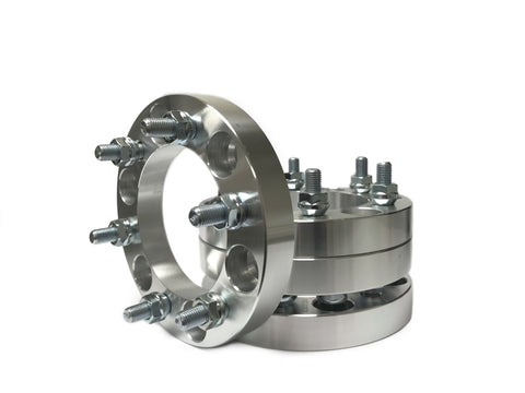 6X5.5 To 6X5.5 Wheel Spacers | Adapters | 1.5"
