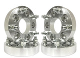 "4 Wheel Adapters Spacers 5X135 Or 5X5 To 5X4.5 1.25"" Inch Thick 