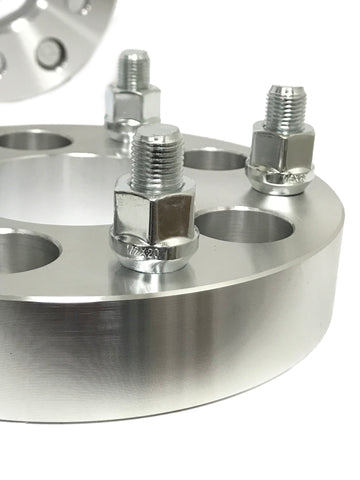 5x114.3 To 5x120 Adapters 1 Inch Skinny 25mm Low Profile 5x4.5 To 5x4.75 12x1.5