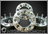 4 X 8X6.5 WHEEL SPACERS / ADAPTERS | 2"