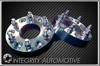 2 Toyota Wheel Spacers Adapters 2 inch FITS ALL 6 lug PICKUPS 6x5.5, 6x139.7 USA - Wheel Adapters USA