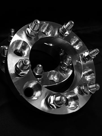 6x139.7 Wheel Spacers 1.5 Inch 14x1.5 Fits Chevy GMC ...