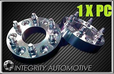 "1 Toyota Wheel Spacers Adapters 2"" Inch Fits All 6 Lug Toyota 6X5.5 *Forged* Usa - Wheel Adapters USA"