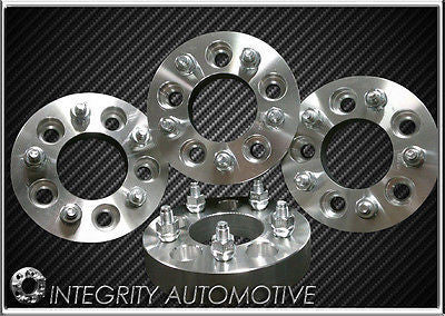 "4 Wheel Adapters / Spacers | 5X4.5 To 5X100 | 1.25"" Inch Thick 