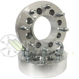 2 Wheel Adapters 8X200 To 8X170 Ford Dually to Super Duty Hub and Wheel Centric Spacers 14X1.5