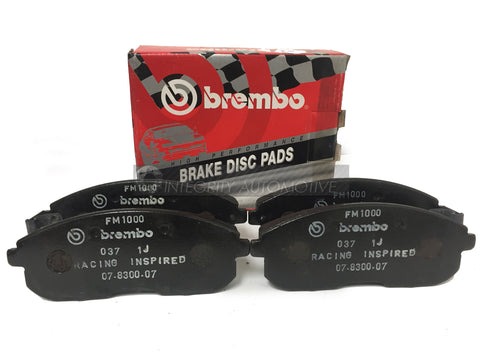 4 Altima / Maxima Front Brake Pads Brembo | For Most Nissan 89-99 Front Calipers