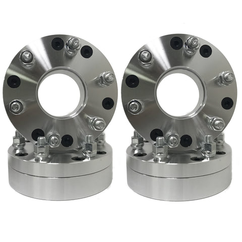 "5x135 to 6x5.5 Wheel Adapters | Use 6x5.5 Wheels on 5x135 Truck | 2"" Inch Thick 