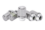 "20x Stainless Steel Lug Nuts 1.43"" Inch Tall - Perfect For Boat Trailer Kodiak and Trailer Wheels Rims!"