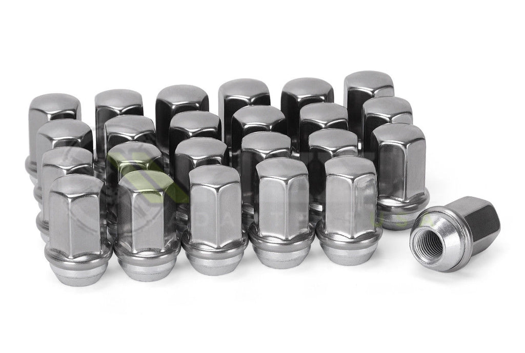 "20x Stainless Steel Lug Nuts 2"" Inch Tall - Perfect For Boat Trailer Kodiak and Trailer Wheels Rims!"