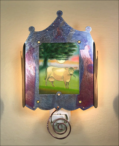 Cow Luminette