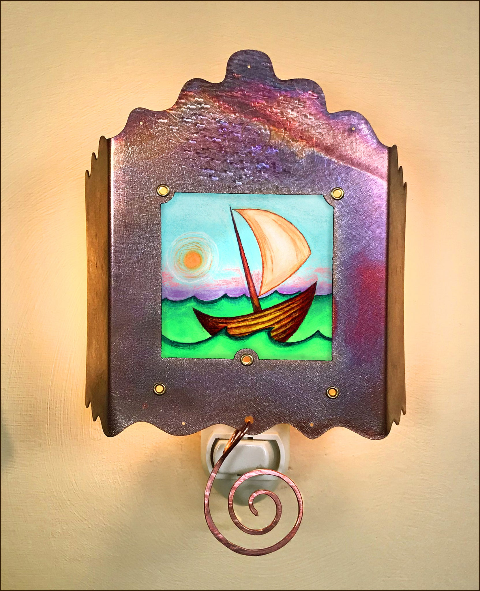 Dream Boat Luminette