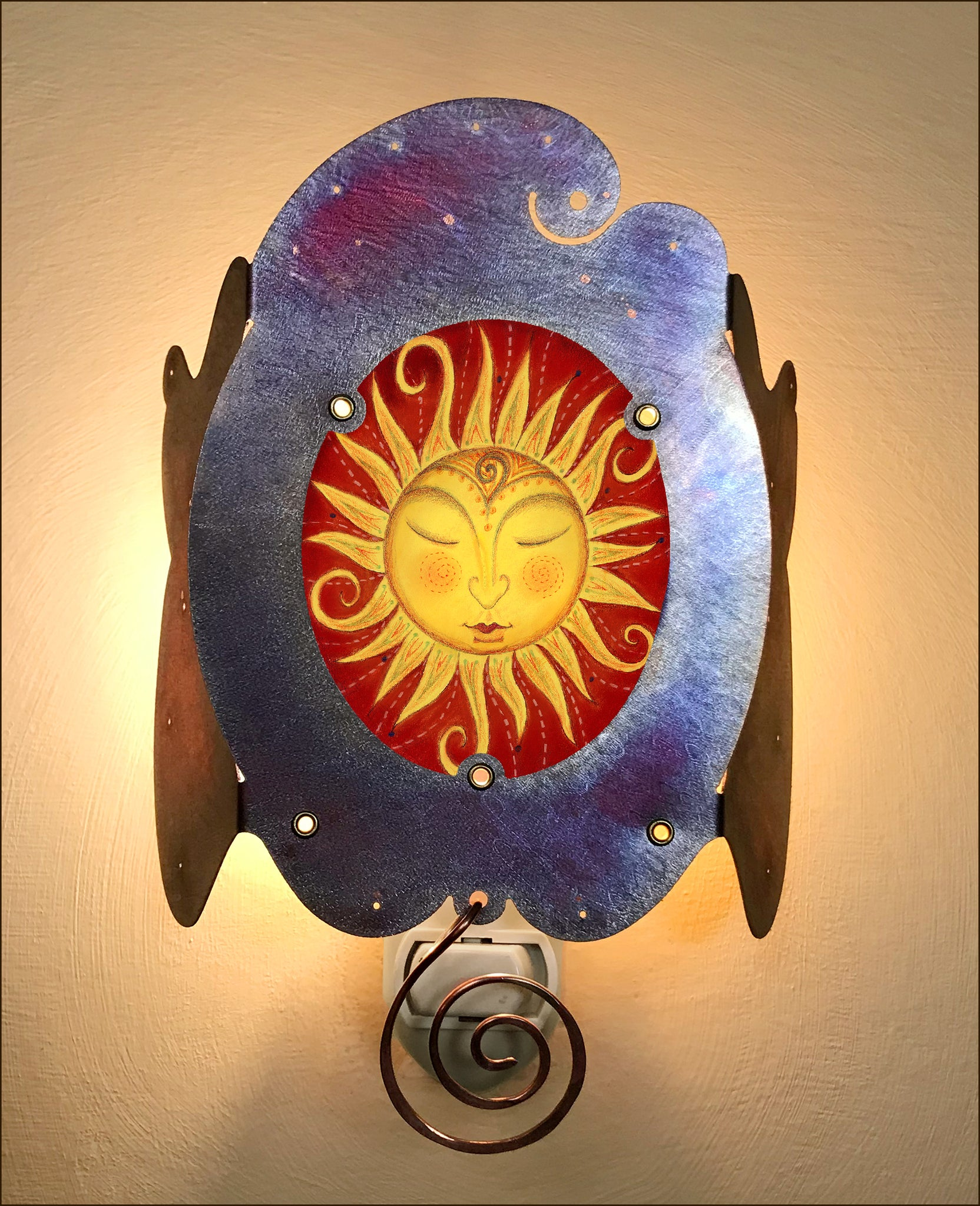Indian Sun Luminette