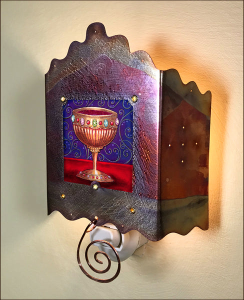 Kiddush Cup Luminette