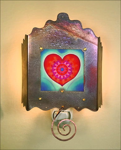 Young Heart Luminette