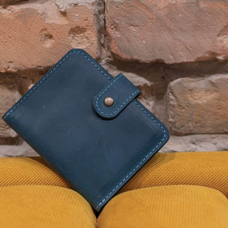 Travel Leather Wallet