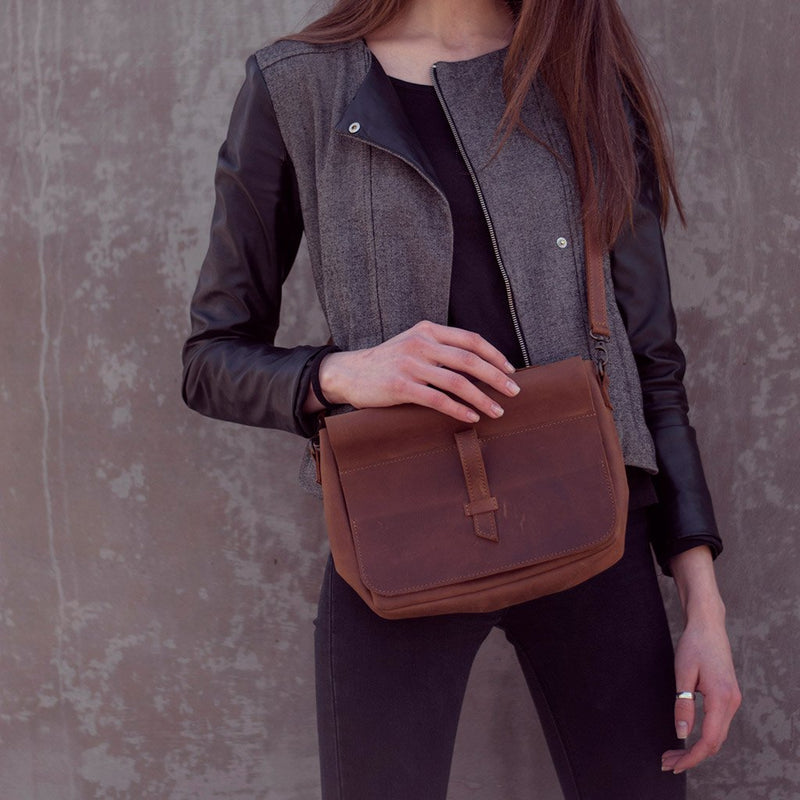 Everyday Leather Handbag