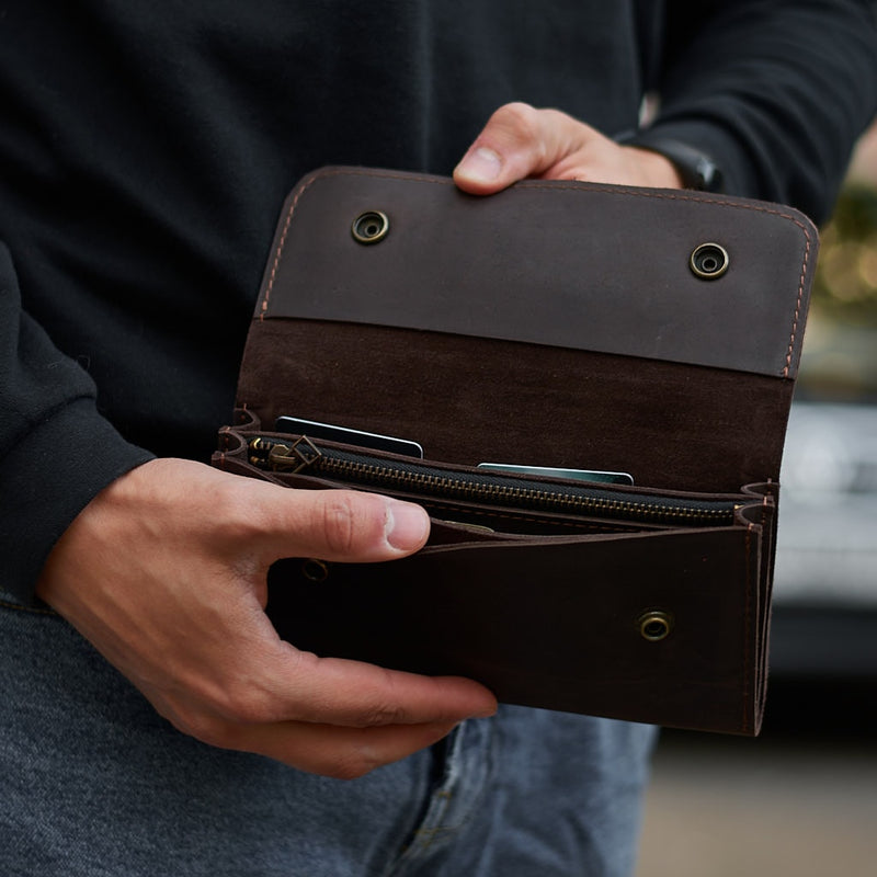 Chicago Leather Wallet