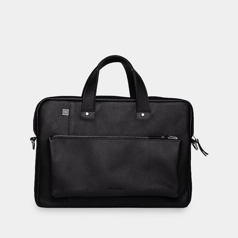 Biz Leather Laptop Bag