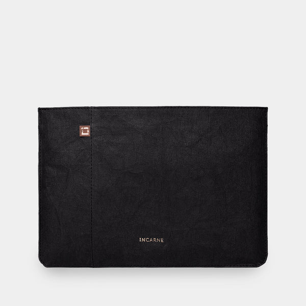 Brick-tex MacBook Case With Eco-suede Lining