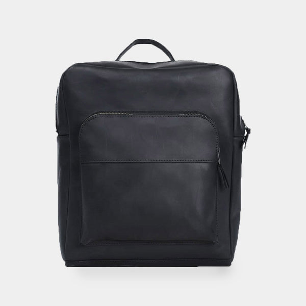 Typical Leather Backpack