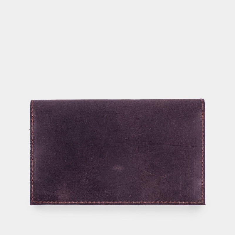 Midnight Leather Wallet