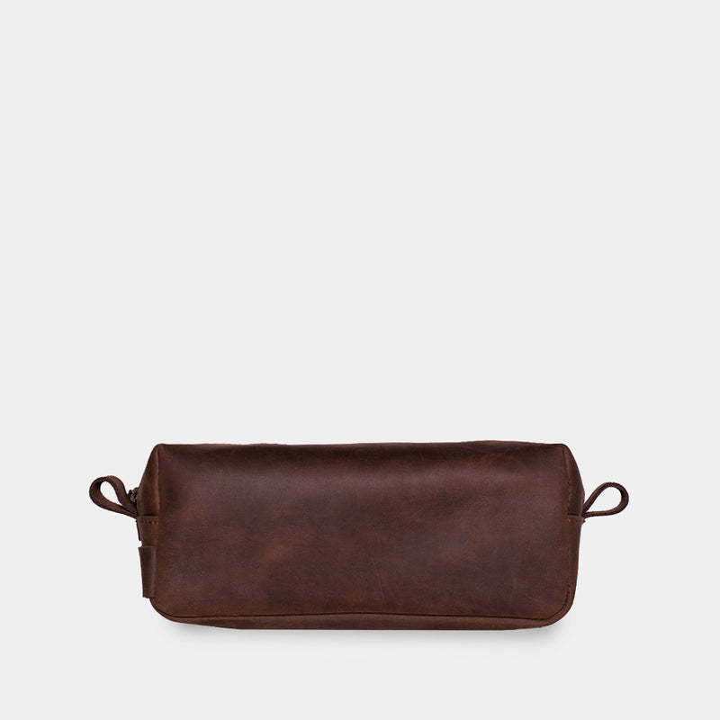 Genuine Leather Toiletry Bag «County»
