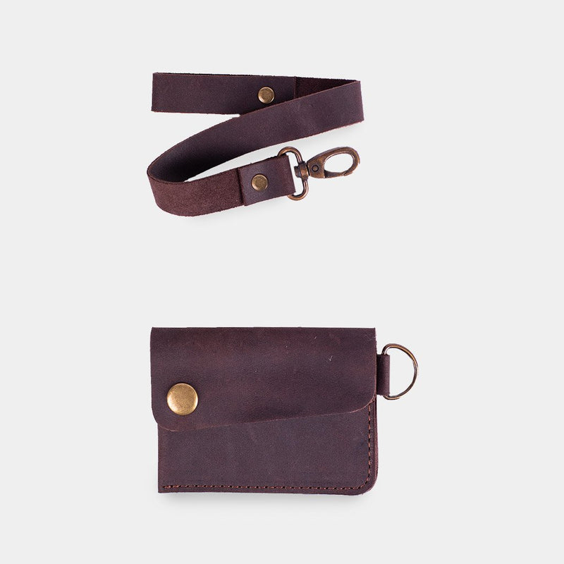 Louri Leather Wallet