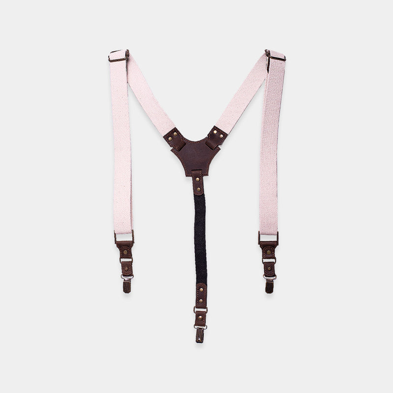 Adjustable Unisex Suspenders for Man and Woman