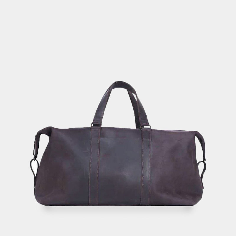 All In Leather Travel Bag