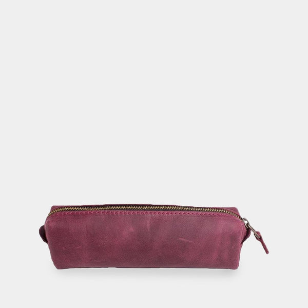 Carlott Leather Pencil Case