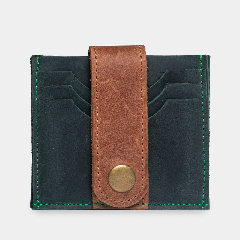 90s Small Leather Wallet