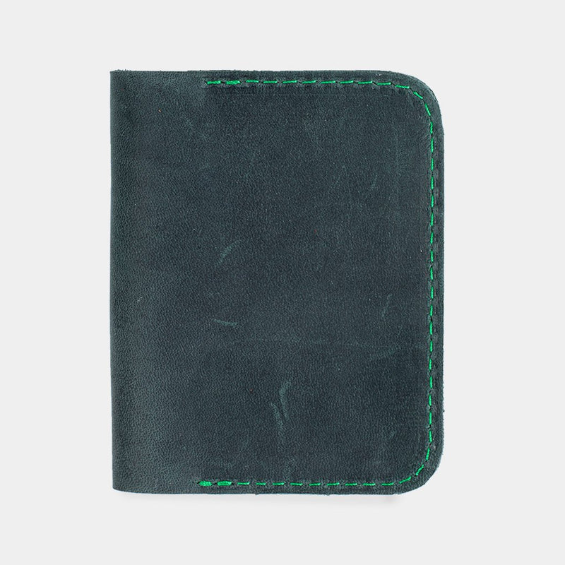 Mind Leather Wallet