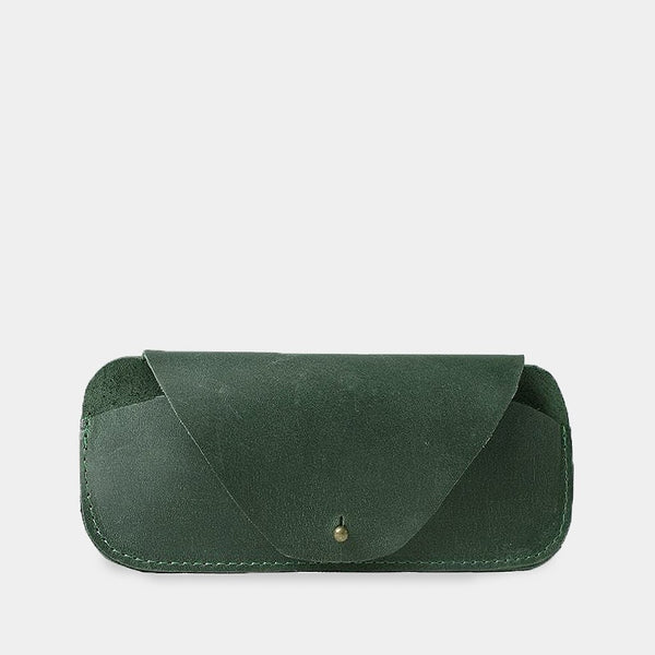 Ellet Leather Eyeglass Case