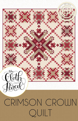 Crimson Crown Quilt