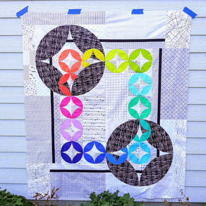This Eternal Moment Quilt made by Kris Jarchow