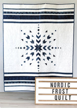 Load image into Gallery viewer, Nordic Frost Quilt