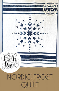 Nordic Frost Quilt