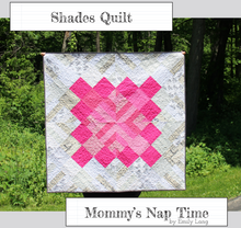 Load image into Gallery viewer, Shades Quilt